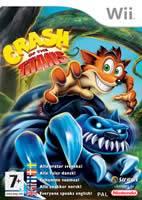 Hra pre Nintendo Wii Crash of the Titans