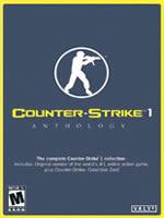 Hra pre PC Counter Strike 1 Anthology