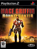 Hra pre Playstation 2 Mace Griffin Bounty Hunter