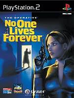 Hra pre Playstation 2 No One Lives Forever