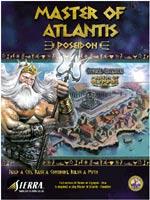 Hra pre PC Zeus: Poseidon Master of Atlantis - datadisk