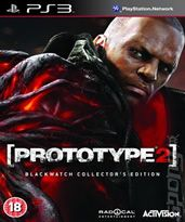 Hra pre Playstation 3 Prototype 2 (Blackwatch Collectors Edition)