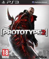 Hra pre Playstation 3 Prototype 2
