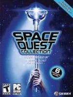 Hra pre PC Space Quest Compilation