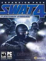 Hra pre PC SWAT 4: The Stetchkov Syndicate CZ
