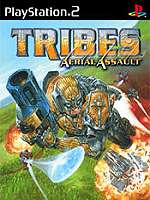 Hra pre Playstation 2 Tribes Aerial Assault