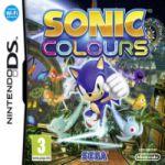 Hra pre Nintendo DS Sonic Colours