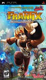 Hra pre PSP Frantix