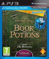 Pr�slu�enstvo pre Playstation 3 Wonderbook: Book of Potions CZ + MOVE Starter pack