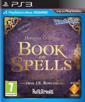 Hra pre Playstation 3 Wonderbook: Book of Spells CZ