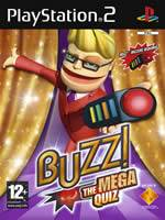 Hra pre Playstation 2 Buzz!: The Mega Quiz