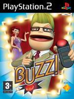 Hra pre Playstation 2 Buzz!: Hudobný kvíz + tlačídla