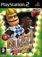 Hra pre Playstation 2 Buzz! The Sports Quiz + tlačidlá + 3 hry
