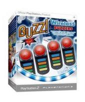 Hra pre Playstation 3 Buzz bezdrôtové tlačidlá