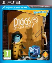 Hra pre Playstation 3 Wonderbook: Diggs Nightcrawler CZ