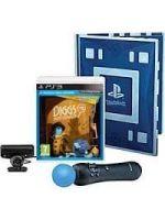 Príslušenstvo pre Playstation 3 Wonderbook: Diggs Nightcrawler CZ + MOVE Starter Pack
