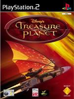 Hra pre Playstation 2 Disney: Treasure Planet