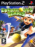 Hra pre Playstation 2 Everybodys Tennis