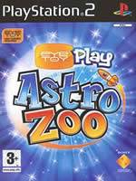 Hra pre Playstation 2 Eye Toy: Play Astro Zoo + kamera
