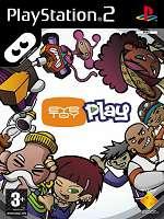 Hra pre Playstation 2 EYE TOY - Play (12hier+kamera)