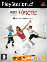 Hra pre Playstation 2 EYE TOY - Kinetic + kamera