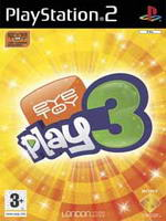 Hra pre Playstation 2 Eye Toy: Play 3