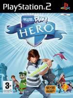 Hra pre Playstation 2 EyeToy Play: Hero + kamera