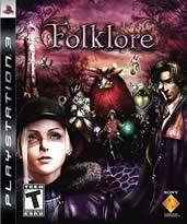 Hra pre Playstation 3 Folklore