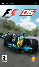 Hra pre PSP Formula One 06