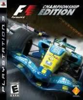 Hra pre Playstation 3 Formula One Championship Edition