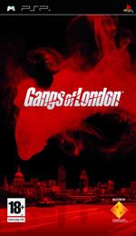 Hra pre PSP Gangs of London