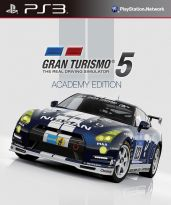 Hra pro Playstation 3 Gran Turismo 5 (Academy Edition)