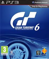 Hra pre Playstation 3 Gran Turismo 6 CZ