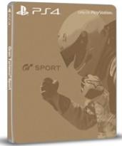 hra pro Playstation 4 Gran Turismo: Sport (Steelbook Edition)