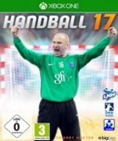 hra pro Xbox One Handball 17