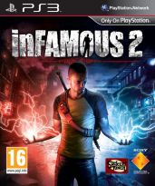 Hra pre Playstation 3 inFamous 2