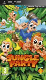 Hra pre PSP Jungle Party
