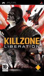 Hra pre PSP Killzone Liberation