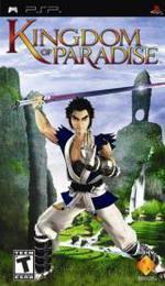Hra pre PSP Kingdom of Paradise