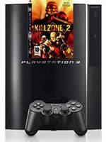 Príslušenstvo pre Playstation 3 konzola Sony PlayStation 3 (80GB) + Killzone 2