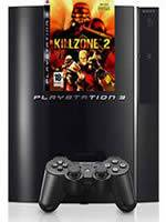 Pr�slu�enstvo pre Playstation 3 konzola Sony PlayStation 3 (80GB) + Killzone 2