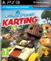 Hra pre Playstation 3 LittleBIGPlanet Karting
