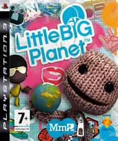 Hra pre Playstation 3 LittleBIGPlanet