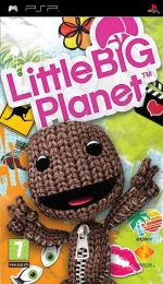 Hra pre PSP Little Big Planet