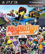 Hra pre Playstation 3 ModNation Racers