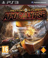 Hra pre Playstation 3 MotorStorm: Apocalypse