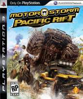 Hra pro Playstation 3 MotorStorm: Pacific Rift