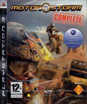 Hra pre Playstation 3 MotorStorm Complete