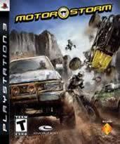 Hra pre Playstation 3 MotorStorm dupl
