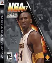 Hra pre Playstation 3 NBA 07